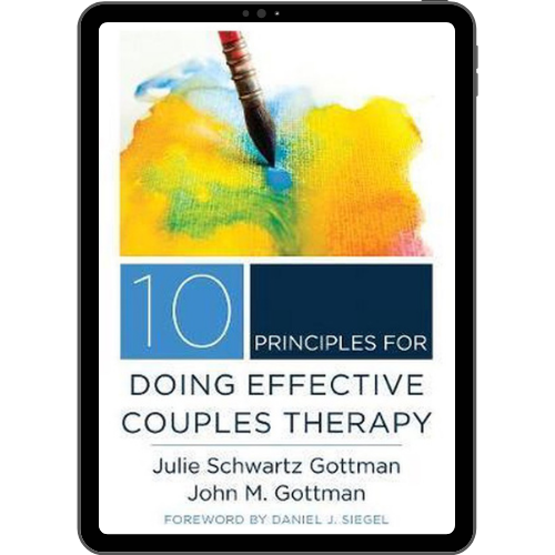 10 principles for effective couples therapy